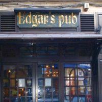 Cronici Baruri din Romania - Edgar`s Pub - locul ideal pentru o bere si un pranz cu prietenii