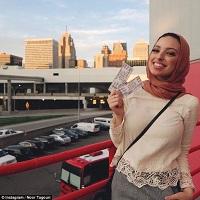 Controverse puternice - prima femeie de religie musulmana care va aparea in Playboy