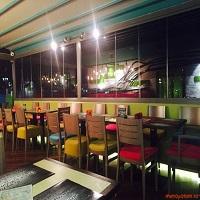 Cronici Restaurante din Romania - Upstairs - un nou loc urban si cool de unde poti vedea Bucurestiul la inaltime