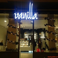 Cronici Magazine din Bucuresti, Romania - Cofetaria Vanilla - un colt de fericire pe Mihai Bravu