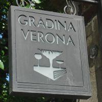 Cronici Cafenele din Romania - Breakfast & lunch at Gradina Verona - locul ideal pentru o iesire la terasa in pauza de masa