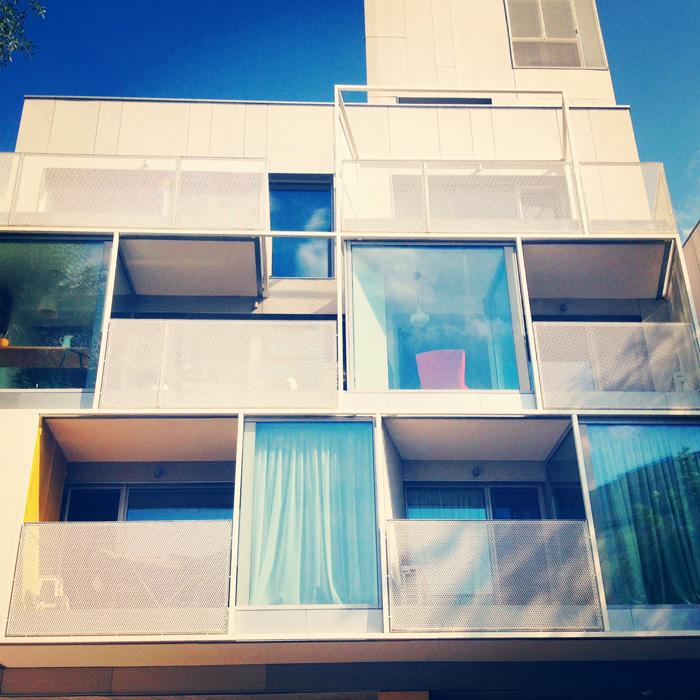 I <3 Bucuresti: Casa Fagure, cel mai frumos bloc din Bucuresti
