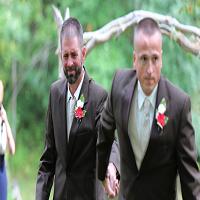 Un tata al unei mirese a oprit nunta fiicei sale pentru a face un lucru memorabil