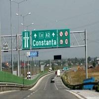 Utile - Trafic intens pe Autostrada Soarelui catre Constanta