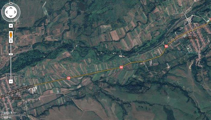 Tunelul dragostei din Romania - un loc minunat despre care nu stiai