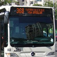 Utile - Statia de autobuz de la Piata Moghioros s-a mutat