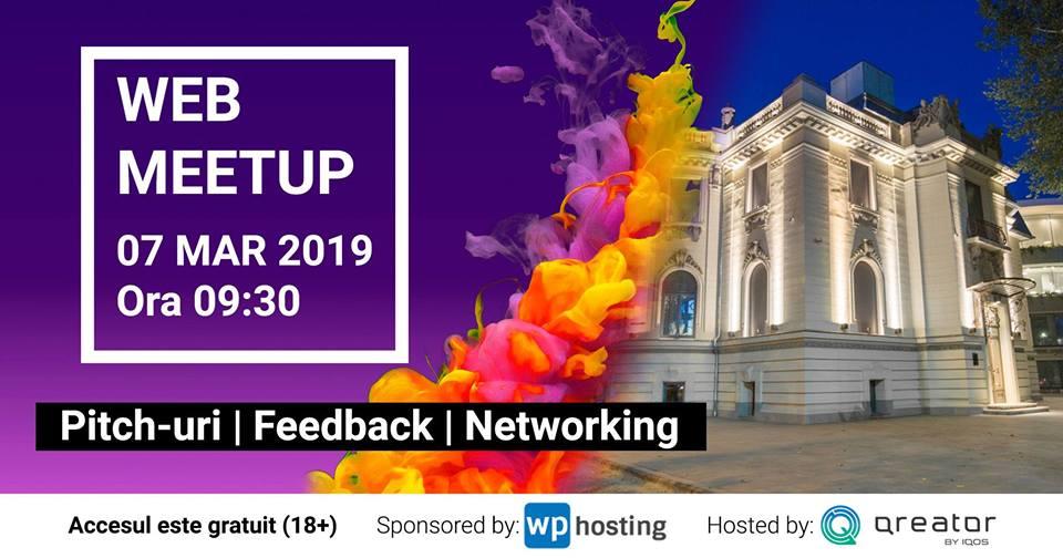 WebMeetup se întoarce cu cea de-a doua ediție