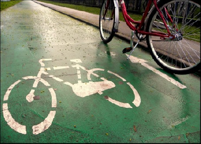 Unde in Bucuresti se va trasa prima pista de biciclete de pe carosabil