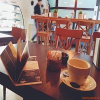 Cronici Cafenele din Bucuresti, Romania - La Folie, o cafenea-patiserie urbana si foarte cool de la Victoriei