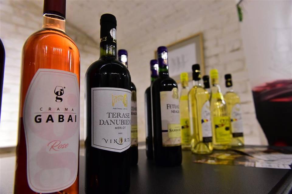 Vinul - Arta si design-ul sticlei și al etichetei, arhitectura cramei