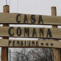 Cronici Restaurante din Romania - Idee de vacanta: Casa Comana, locul unde poti sa dormi in camera lui Dracula