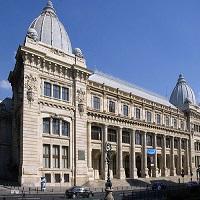 Curtea interioara a Muzeului National de Istorie a Romaniei ar putea fi acoperita